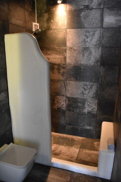 Baño del Essence Hotel de Mykonos