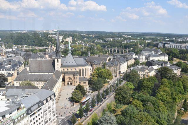 Vistas de Luxemburgo