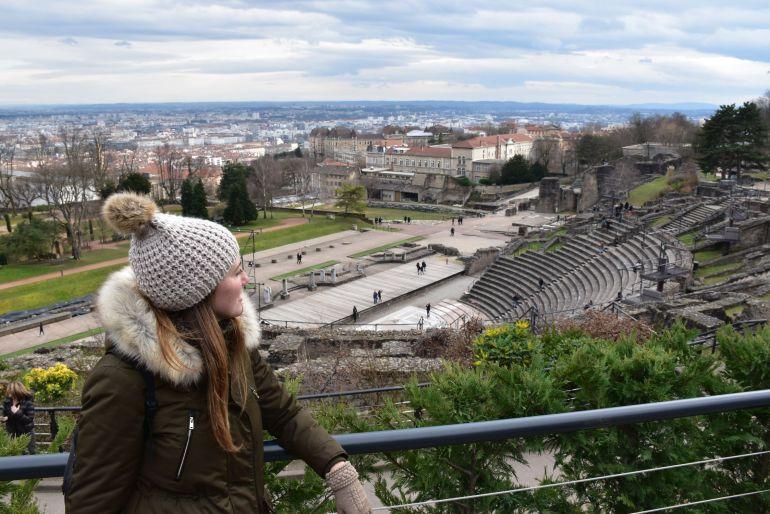 El Anfiteatro Romano y el Odeón. Lyon en 2 días
