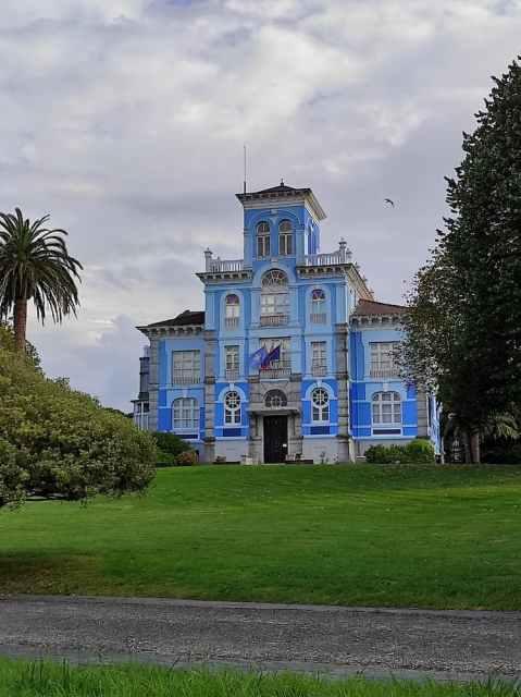 Mansiones indianas de Colombres, Asturias.