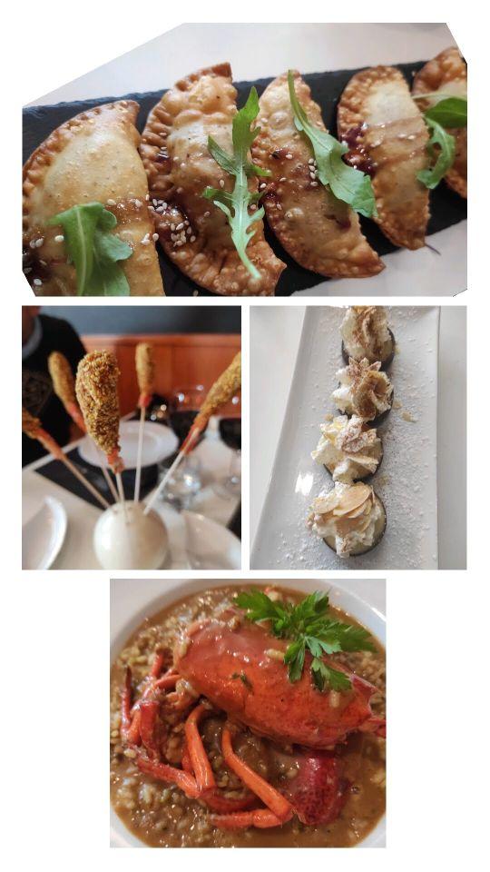 Le Loup restaurante Mora de Ebro