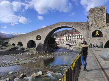 Puente Nuevo de Camprodón