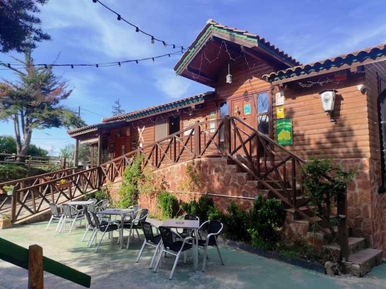 Restaurante del Xalet de Prades
