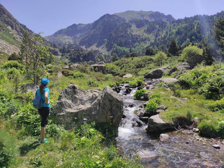 Vall d'Incles, excursión a Andorra en verano con niños