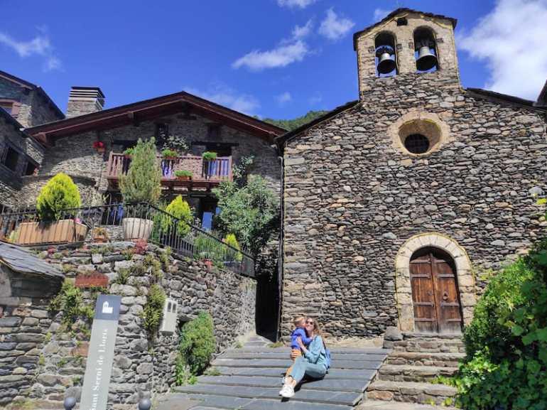 Llorts, un pueblo con encanto en Andorra