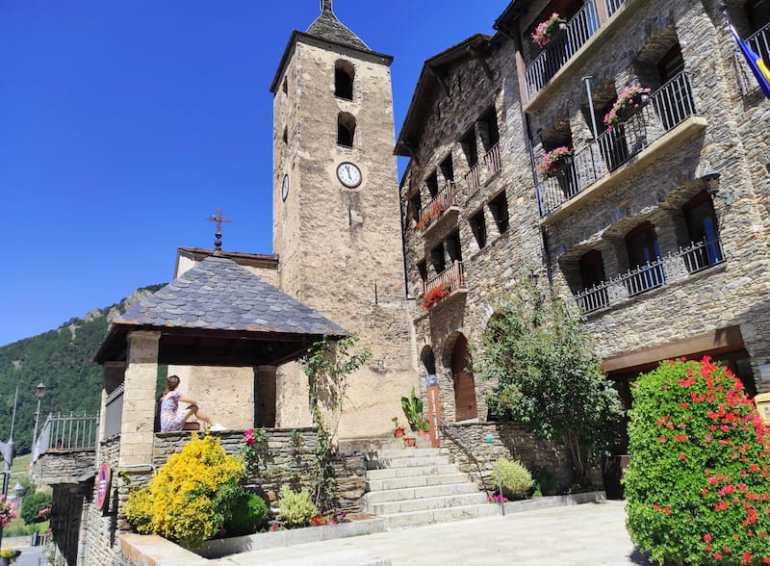 Ordino, en Andorra
