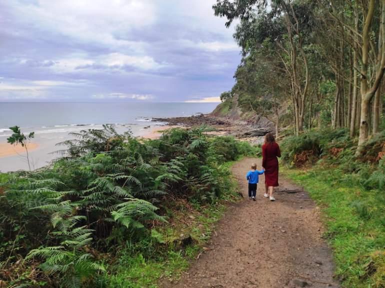 Asturias con niños