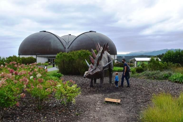 MUJA Museo de los Dinosaurios. Asturias con niños