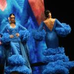 No todo vale en las pasarelas de moda flamenca.
