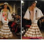 ¿Cuál es el mejor traje de flamenca canastero de 2.013?