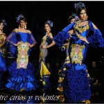 Entre mangas de flamenca