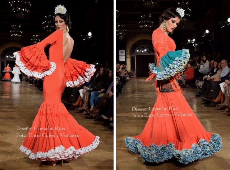 camacho rios trajes de flamenca 2016 6