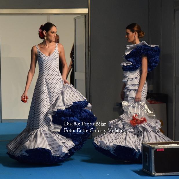 pedro bejar simof 2016 trajes de flamenca