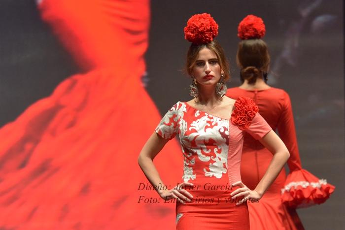 simof 2016 javier garcia trajes de flamenca