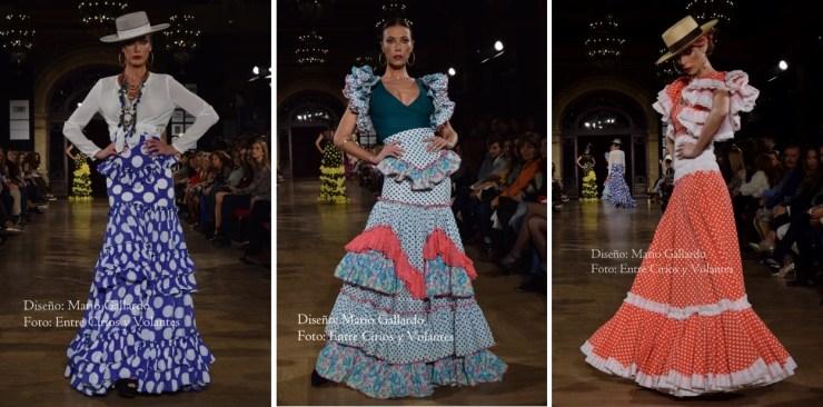 trajes de flamenca 2016 mario gallardo