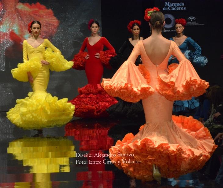 mangas de flamenca 2016 alejandro santizo