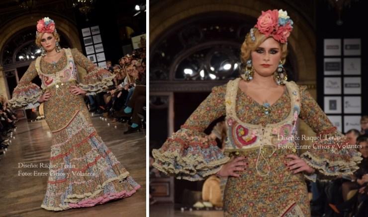 raquel teran trajes de flamenca 2016 17