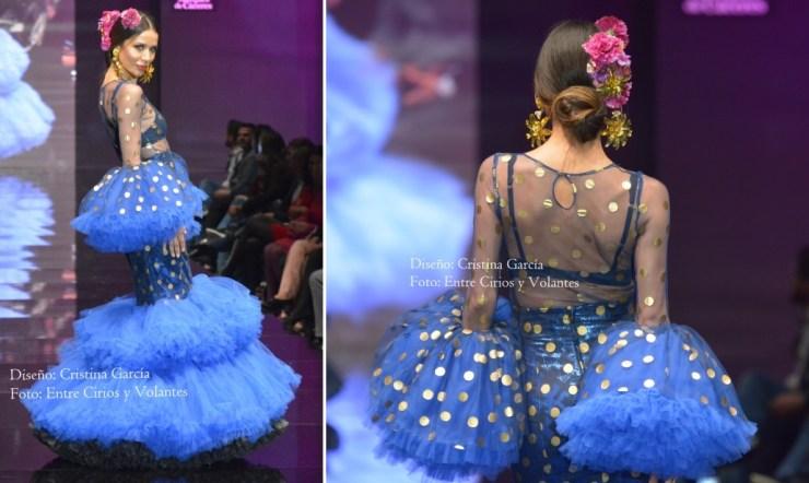 trajes de flamenca 2016 cristina garcia 2