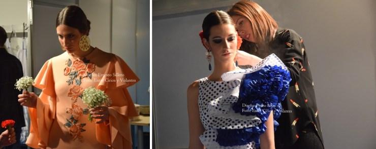 peinados de flamenca simof 2016