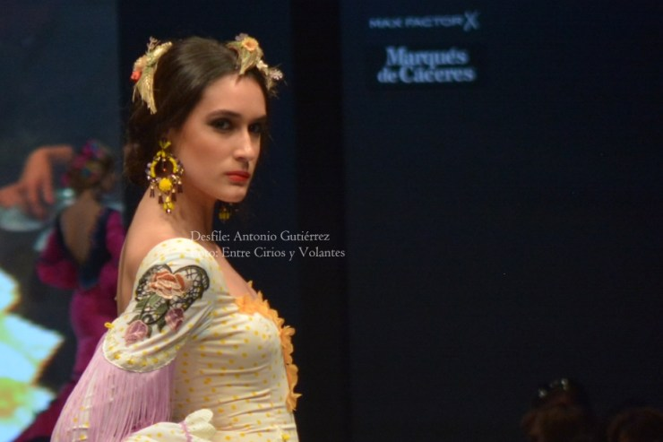 pendientes de flamenca