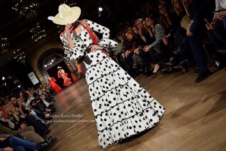 rocio peralta trajes de flamenca canasteros 2016