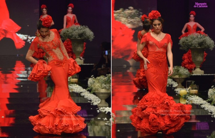 el abanico artesania simof 2016 trajes de flamenca (1)