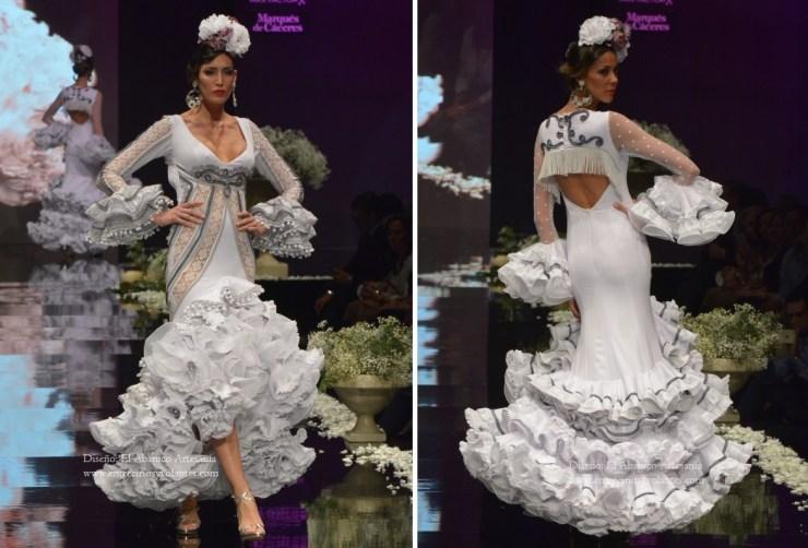 el abanico de velez simof 2016 trajes de flamenca (2)