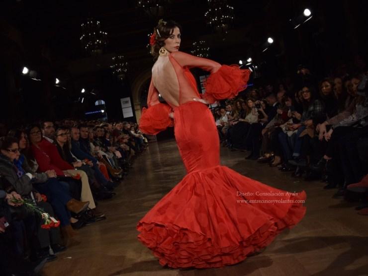 trajes de flamenca 2016 tendencias consolacion ayala (5)