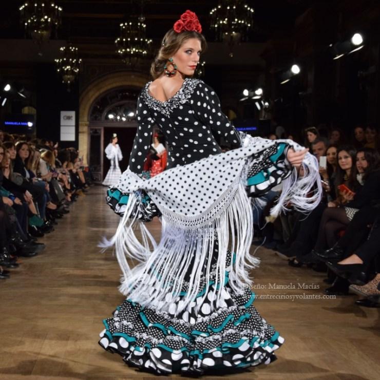 trajes de flamenca de lunares (1)