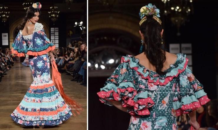 trajes de flamenca de lunares (2)