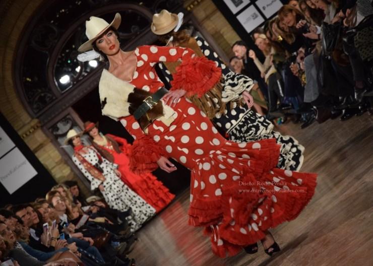 trajes de flamenca de lunares 2016 (12)
