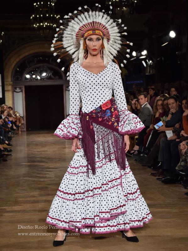 trajes de flamenca de lunares 2016 (2)