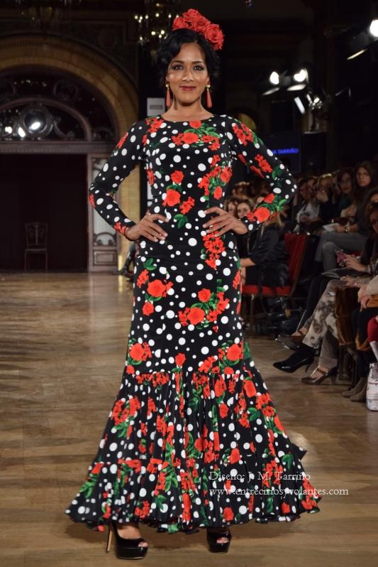 trajes de flamenca de lunares (5)
