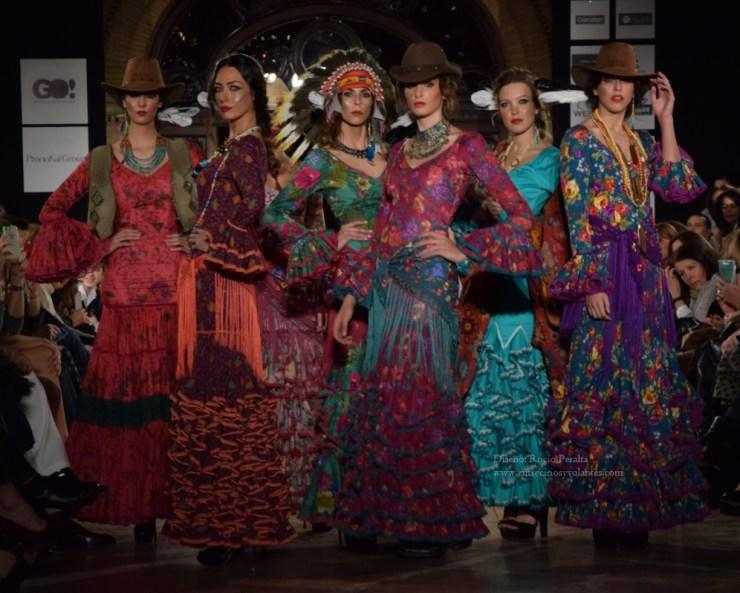 trajes de flamenca 2016 rocio peralta(7)