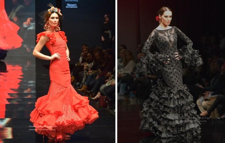 De izq. a dcha diseño de AAntonio Gutiérrez y Verónica de la Vega