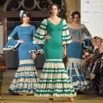 Trajes de flamenca canasteros 2017