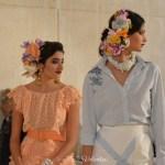 Tendencias flamenca 2018: 'Cuestión de flores'.