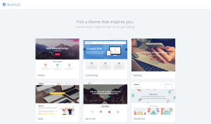 how to start a blog wordpress themes