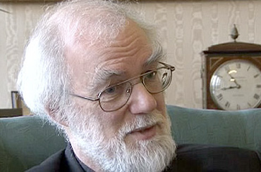 Rowan Williams gays