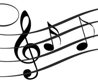 Sonido de la música