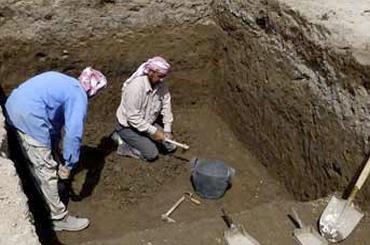 Arqueologos Israel