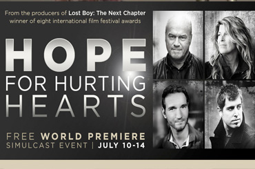 Jeremy Camp, Nick Vujicid, documental esperanza
