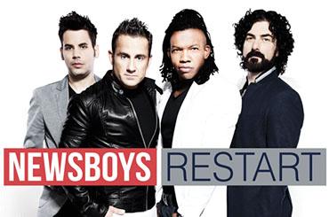 «Restart» Nueva producción de Newsboys