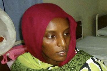 Meriam Ibrahim absuelta de la pena de muerte