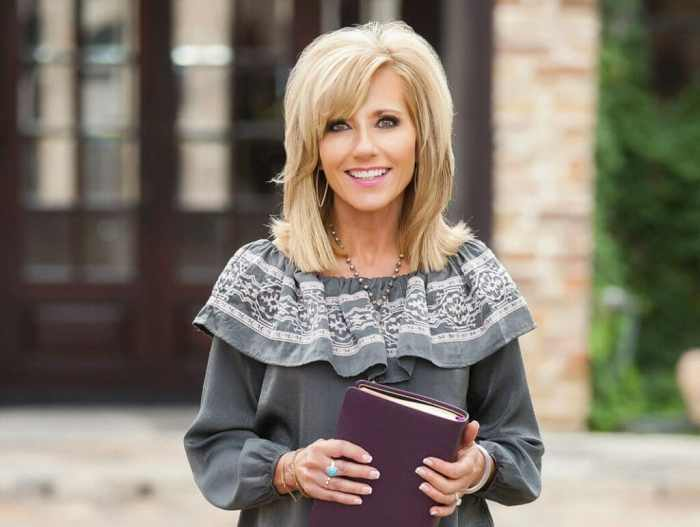 Beth Moore deja la convención bautista del sur