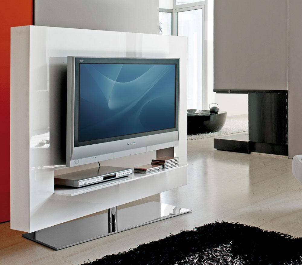 Mobilier Design Meuble TV VISION Pivotant 360 Mobilier