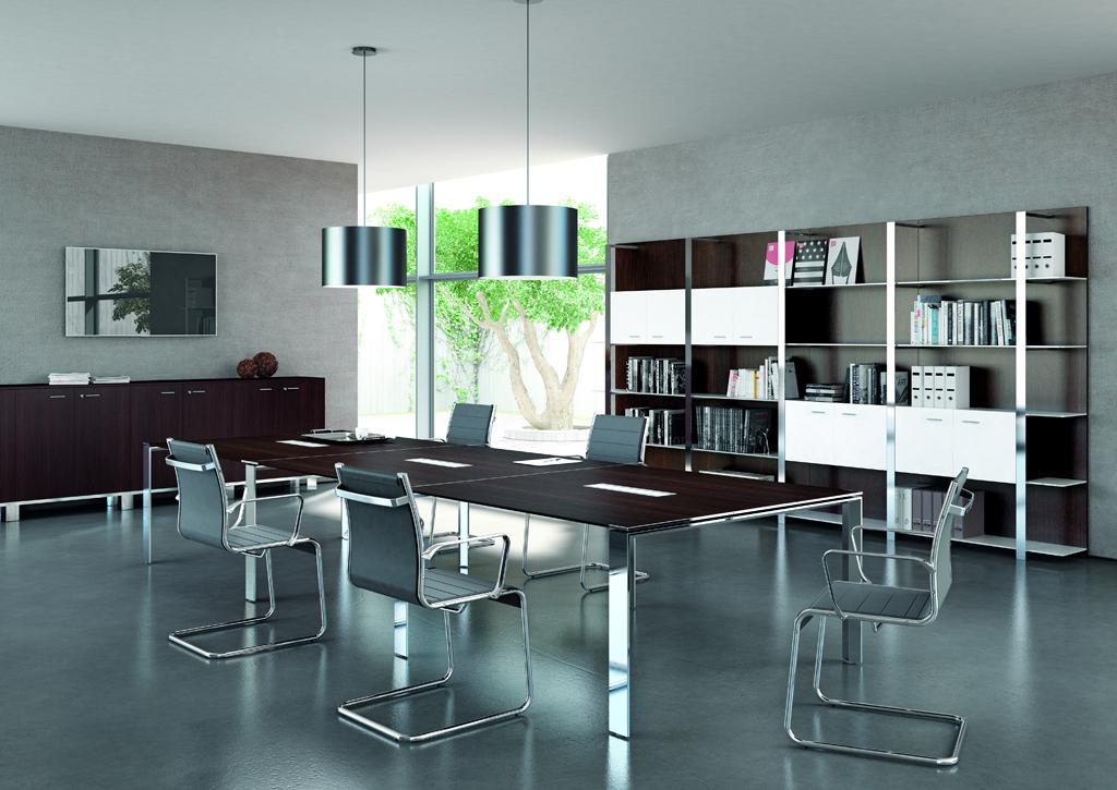 Tables De Confrence Table De Runion Pieds Ouverts