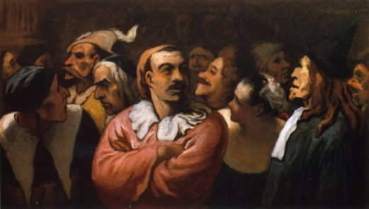 honore-daumier-the-ancient-comedie-francaise-10636