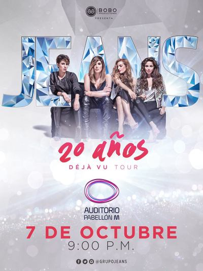 Jeans Auditorio Pabellon M