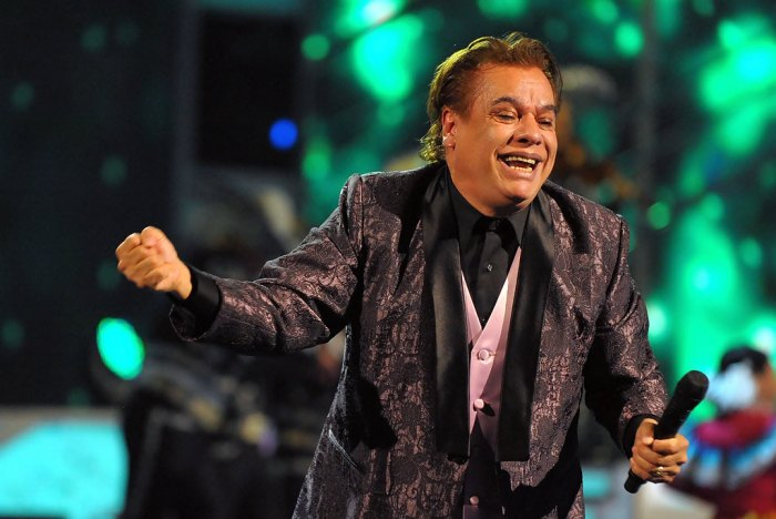 Juan Gabriel Latin American Music Awards 2016.
